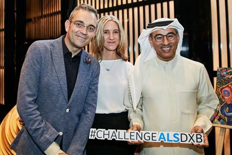 Emaar Foundation hosts auction to raise awareness of ALS
