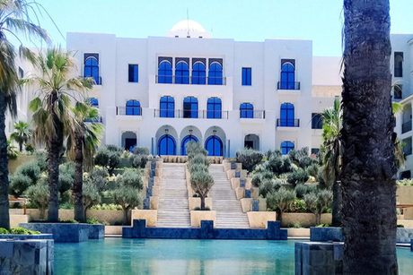 Four Seasons Hotel Tunis opens its doors