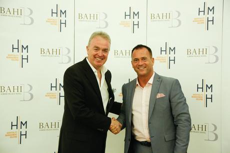 HMH appoints GM for Bahi Ajman Palace Hotel