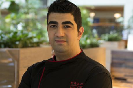 Mahmoud Alkahwaji promoted to executive sous chef at Grand Hyatt Dubai