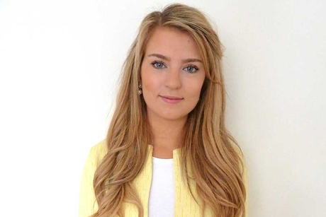 New recruit: World's Greatest Hospitality Talent winner Gabrielle Nicholson