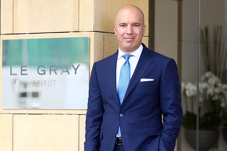 GM Interview: Le Gray Beirut's Georges Ojeil
