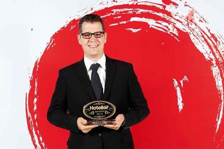 Hotelier Awards winners flashback: Gilles Perrin