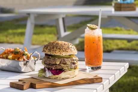 Graze B Burger Garden in Dubai launches new menu