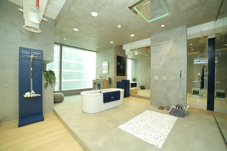 Grohe opens new showroom in Dubai