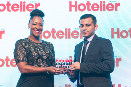 Business going well for Hotelier Express' Young Hotelier 2018