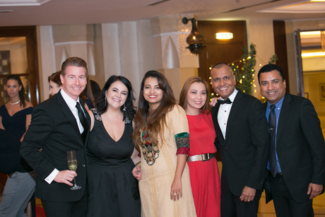 PHOTOS: Networking at the Hotelier Awards 2017