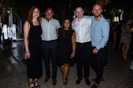 PHOTOS: Hilton hosts ATM 2017 party at Wavebreaker