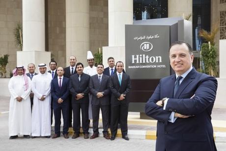 Hilton Makkah completes executive team