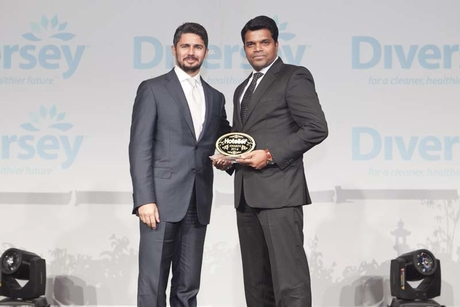 Sushant Pawar engineers win for Fairmont The Palm