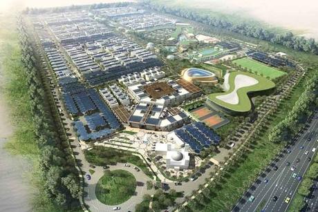 Construction on sustainable Hotel Indigo begins