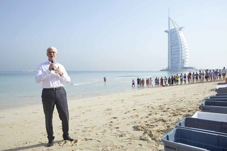 PHOTOS: Jumeirah releases 45 more turtles