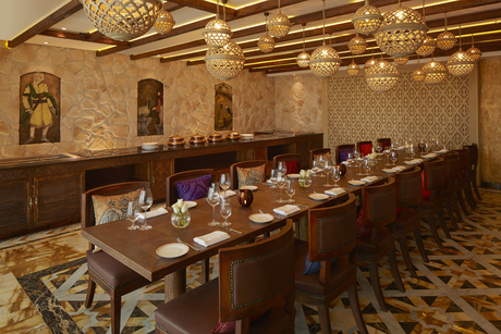 Video: Bollywood's favourite Indian restaurant opens in Dubai