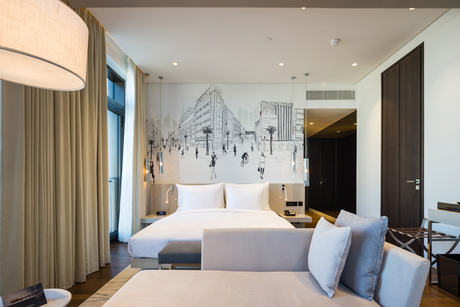 FIRST LOOK: La Ville Hotel & Suites CityWalk Dubai