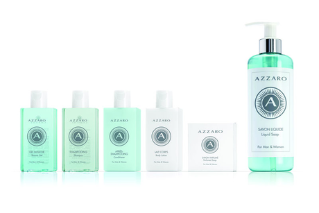 Groupe GM's Azzaro collection gets new packaging
