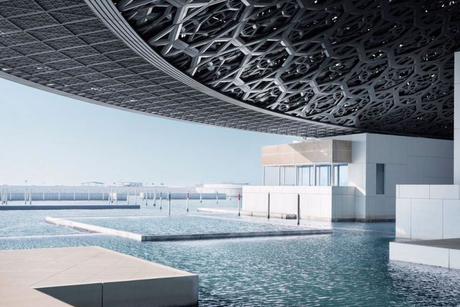 UAE royals tour Louvre Abu Dhabi ahead of November opening