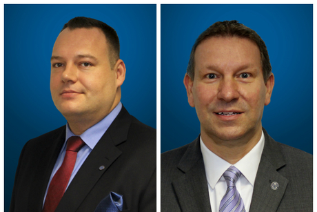 Beach Rotana hires Marko Fluka and Martin Hilton