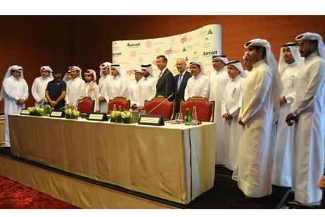 Katara & Marriott debut Tahseen training programme