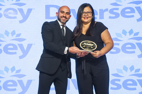 Michele Millot sweeps Housekeeper of the Year award