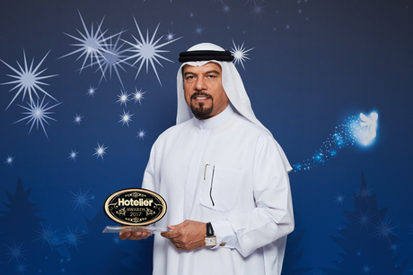 Jumeirah's Nawaf Al Awadhi scores Procurement Person of the Year award