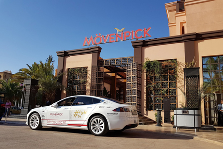 Movenpick Hotels lends support to 'Sustainable Relay'