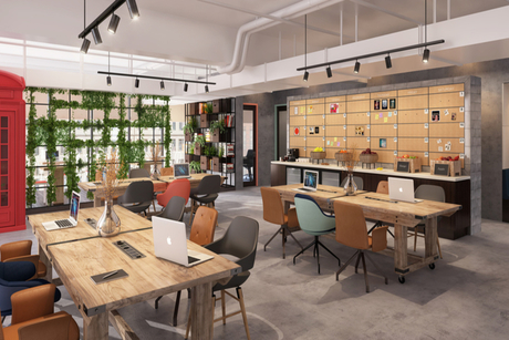 Nest co-working space to debut at Tryp by Wyndham Dubai