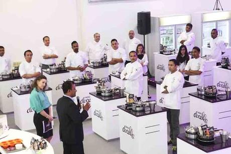 Nestle Docello Masterclass comes to Jeddah