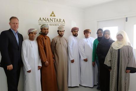 Al Baleed Resort Anantara ups Omanisation efforts