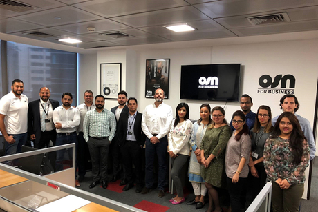 OSN For Business targets in-room entertainment ahead of Great GM Debate 2018