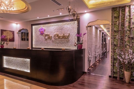 Yassat Gloria opens the Orchid Palace Wellness Spa