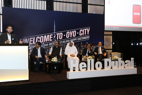 India's Oyo Hotels to open 150 hotels in the UAE by 2020