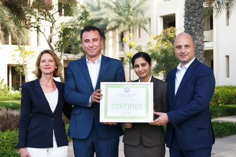 Park Hyatt Abu Dhabi acquires LEED certification