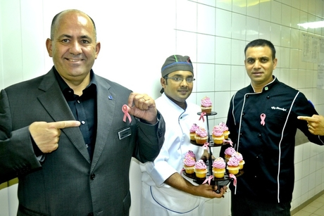 Oman's Park Inn hotels support cancer awareness campaign