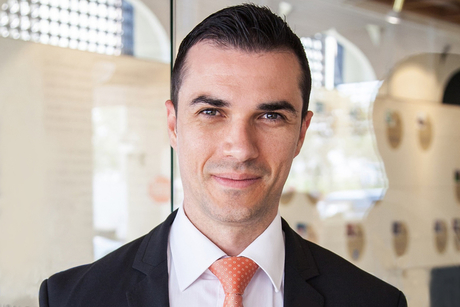 Pieter Liebenberg joins Crowne Plaza Dubai