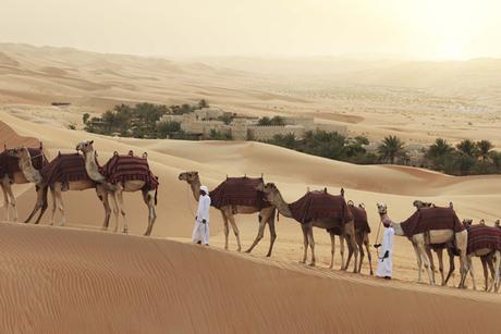 Anantara resort introduces guided desert walks