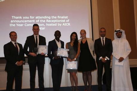 InterCon Doha wins Qatar's AICR competition