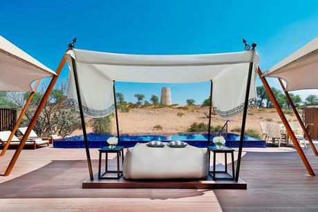 The Ritz-Carlton Ras Al Khaimah, Al Wadi Desert officially launches
