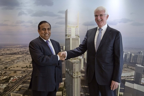 Jumeirah chosen to operate US $1B mixed-use tower