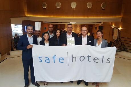 Radisson Blu Martinez gets Safehotels certificate
