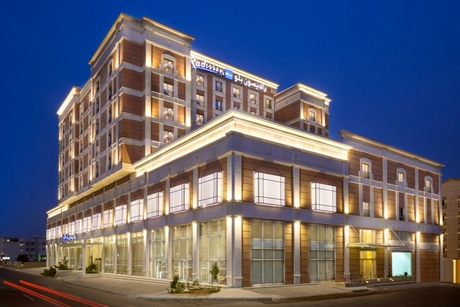 Two for Radisson Blu in Saudi Arabia
