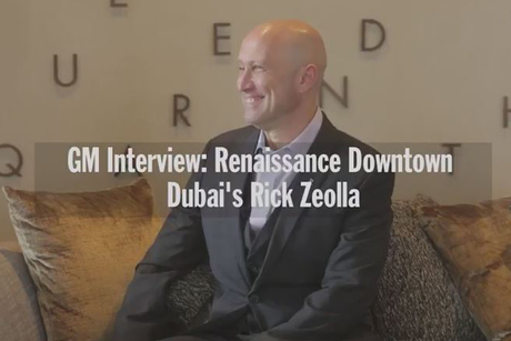 RenDXB's GM Rick Zeolla on staff empowerment, leadership and how to fill rooms