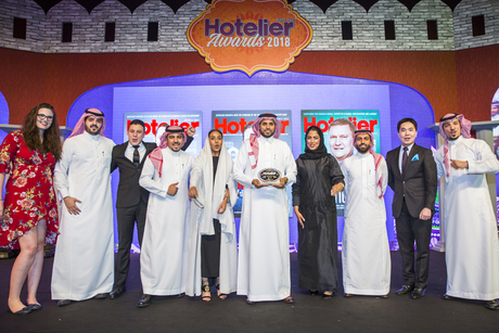 The Ritz-Carlton, Riyadh crowned Hotel Team of the Year 2018
