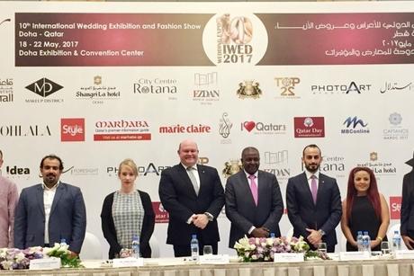 Shangri-La Doha is official hotel partner for wedding exhibition