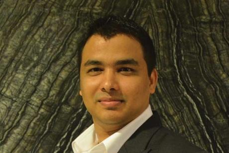 Purchasing power: Sageer Patel