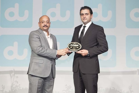 Tarek Nazih Elias named Sales Person of the Year