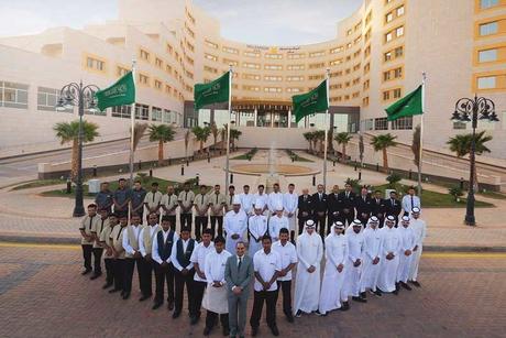 Millennium Hotel Hail recognised for Saudisation