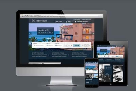 Sheraton.com gets new look as part of brand update