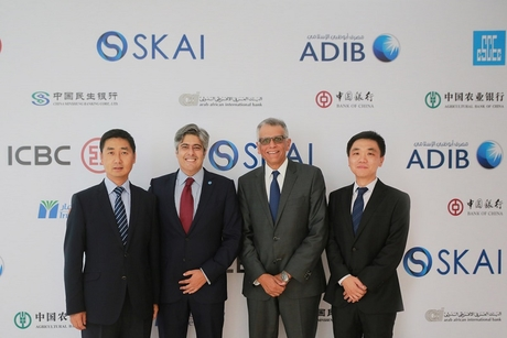 SKAI Dubai secures US $300m in new funding