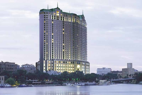 Four Seasons Cairo caters Suez Canal inauguration