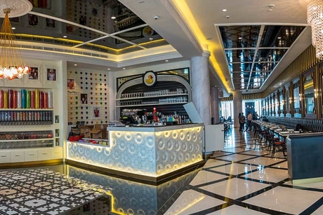 US brand Sugar Factory opens in Dubai